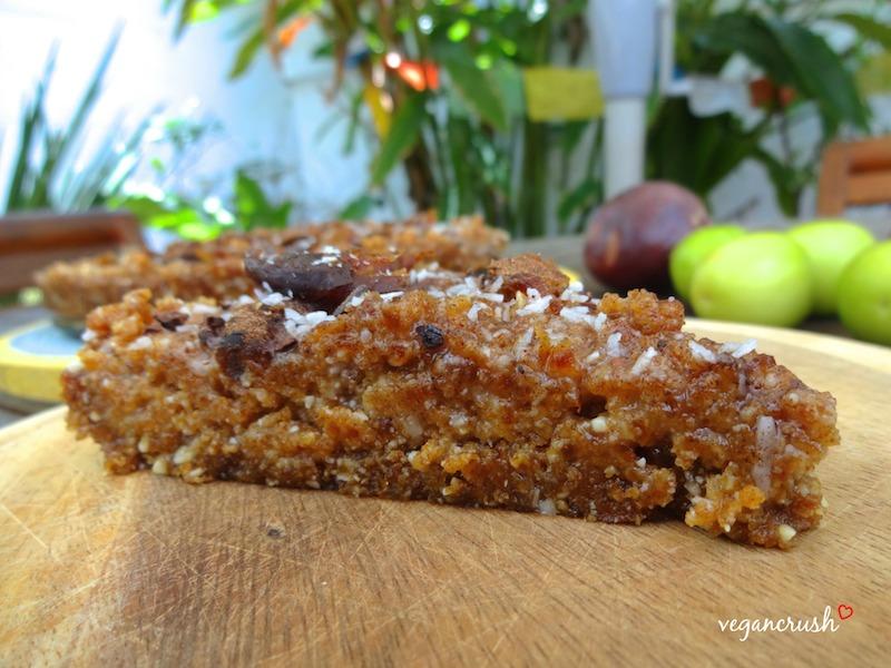 Raw Coconut Caramel Pie (Gluten Free)3