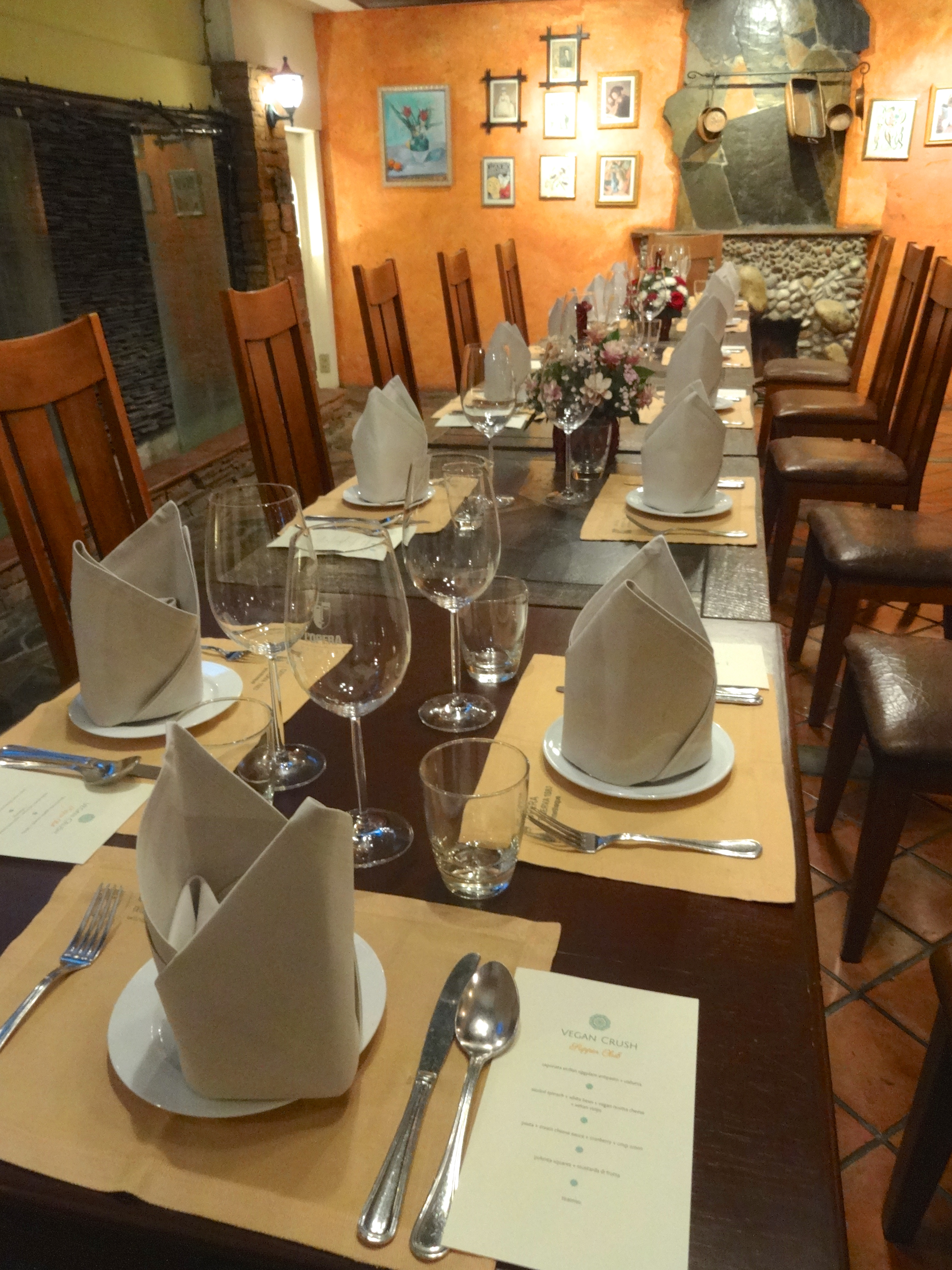 Lopera Supper Club with chef Maricel Lukkanit