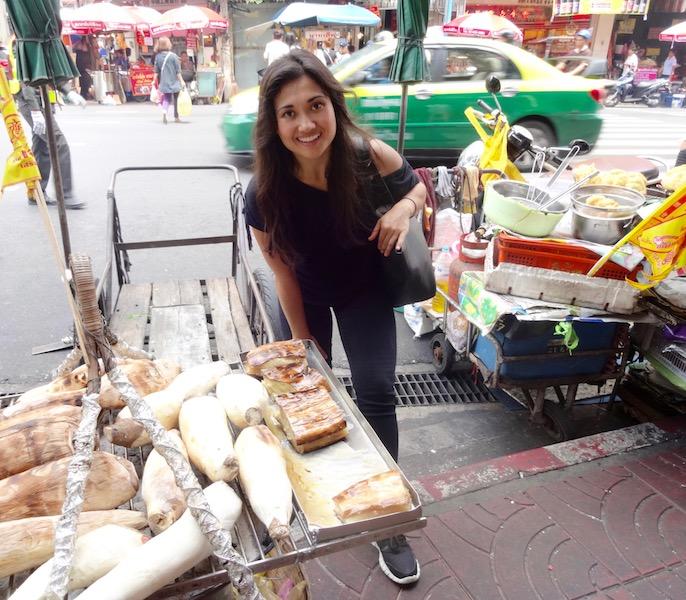 Food Tour with Vegan Crush aka Maricel Lukkanit