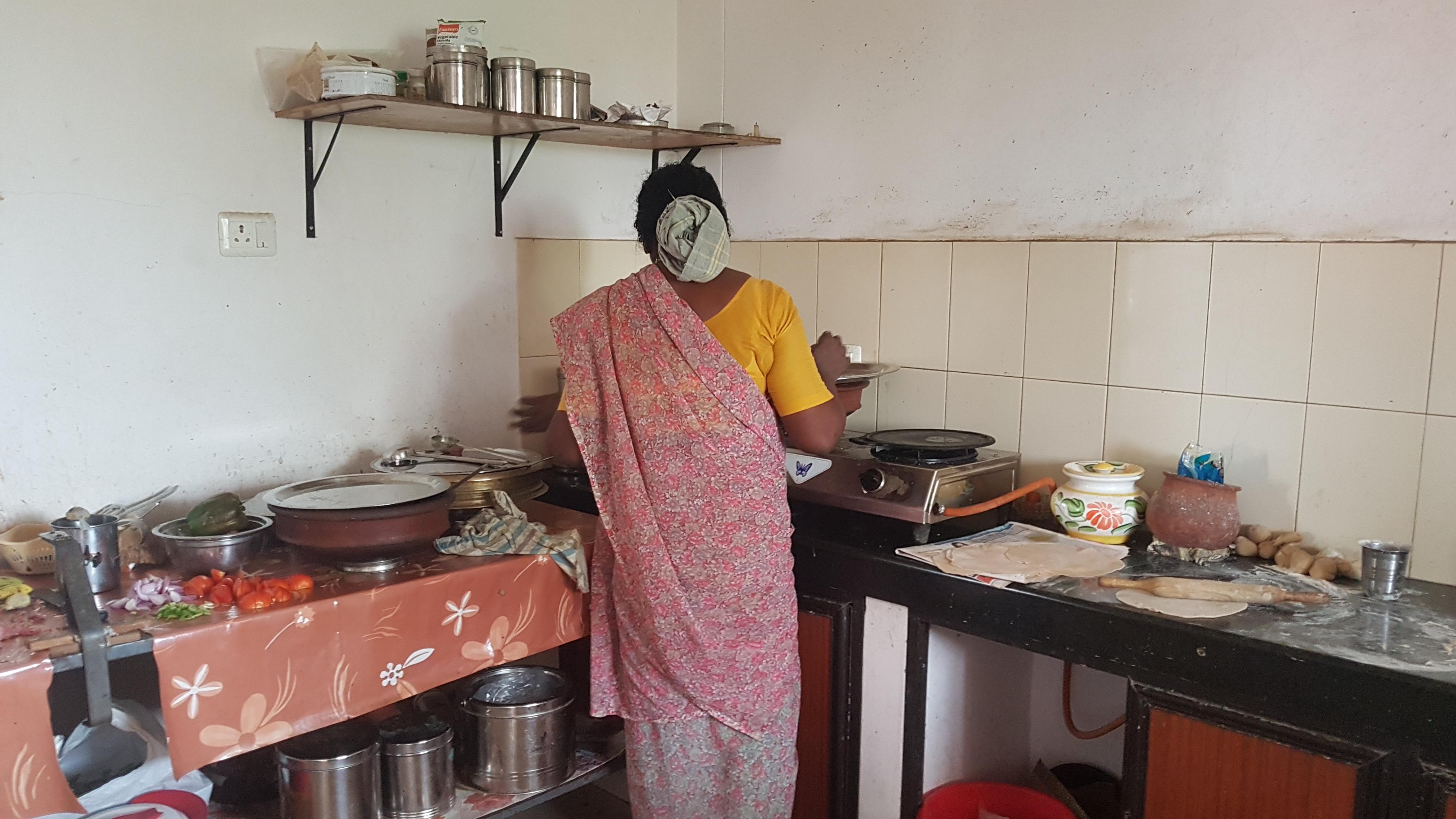 Niedlich Küche Von Indien Fotos - Ideen Für Die Küche Dekoration ...