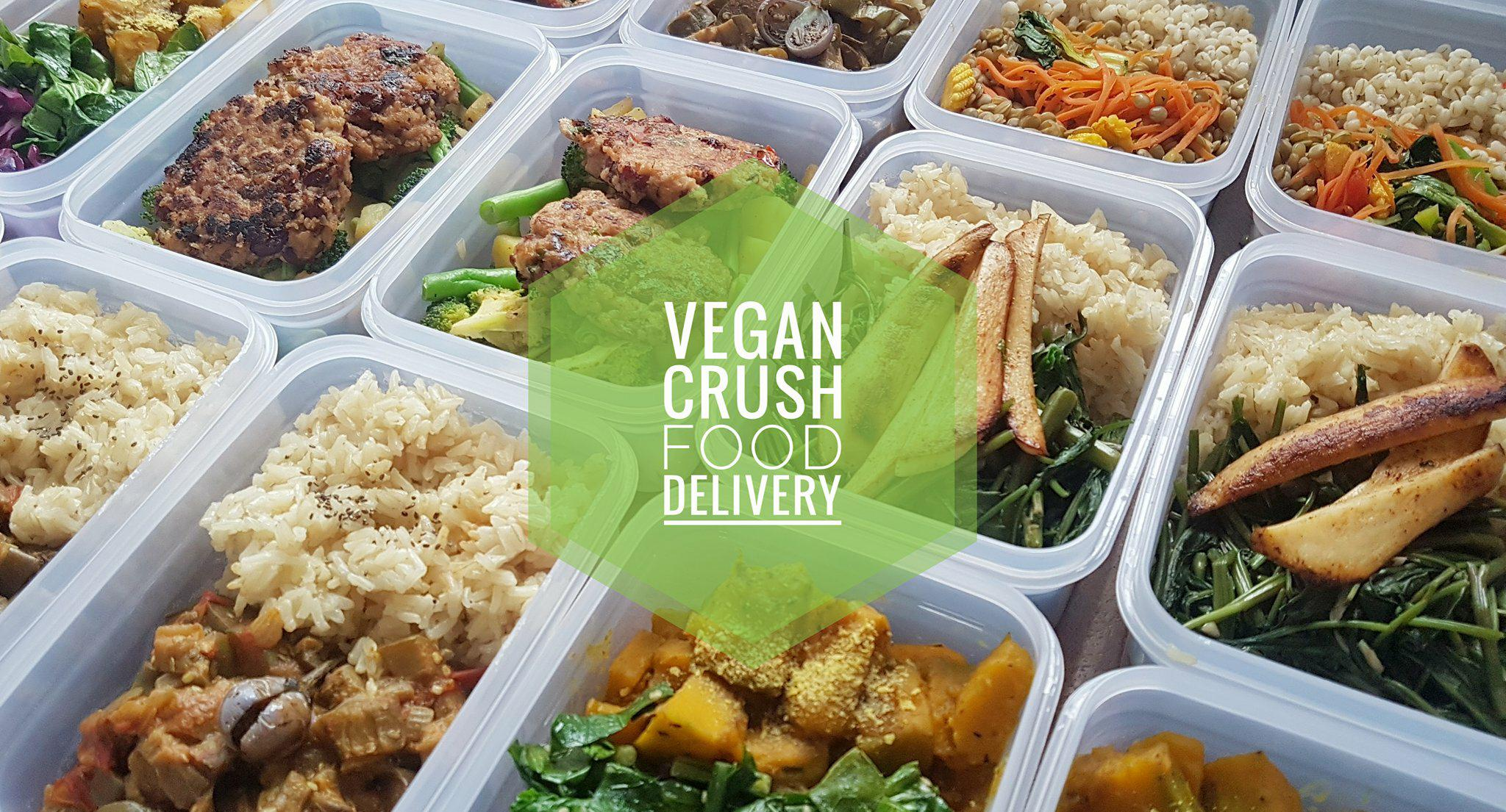Vegan Food Delivery Bangkok, Thailand