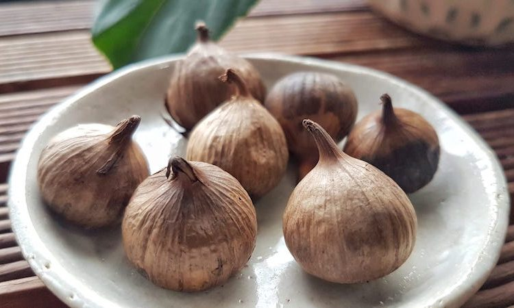 diy, recipe, method, explanation, black garlic