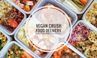 Vegan, Vegetarian Food Delivery Bangkok