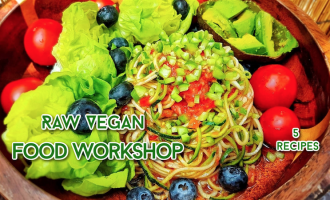 Vegan Cooking Class in Bangkok