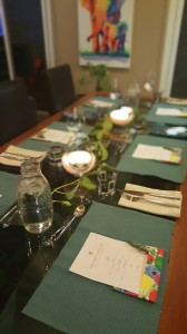 Vegan Crush Dinner Event